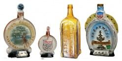 Jim Beam Decanters and Collectible Bottles
