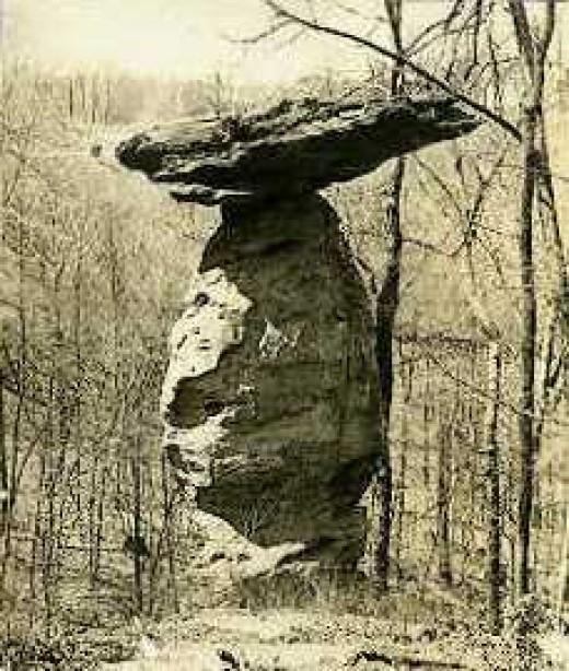 Jug Rock