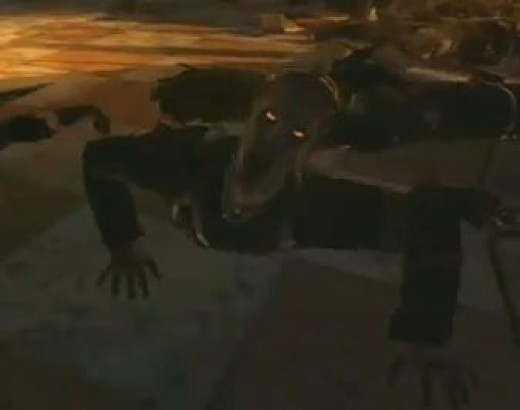 A Nazi Zombie Crawler