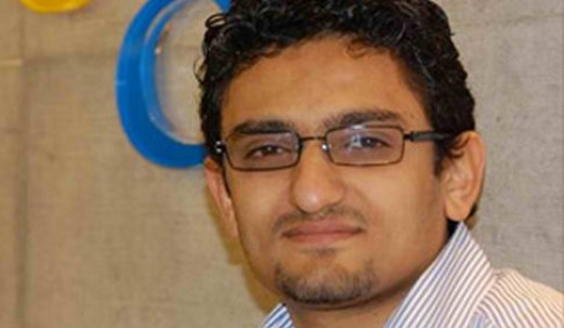 """When asked what would happen next, Ghonim responded, """"If you want to know what will happen next look at Facebook."""""""