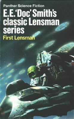 Interstellar Warfare -  E.E. 'Doc' Smith and the Lensman Series