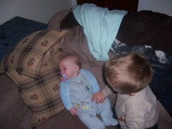 Newborn Development-The Importance of Playing and Interacting with Your Newborn