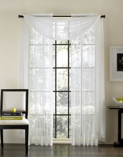 Classic Sheer Curtain Fabrics On-line
