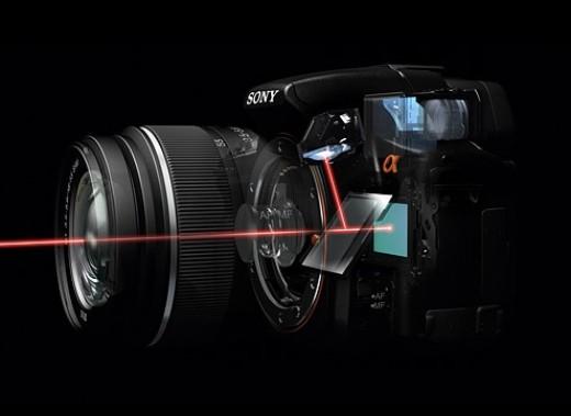 a55 translucent mirror technology