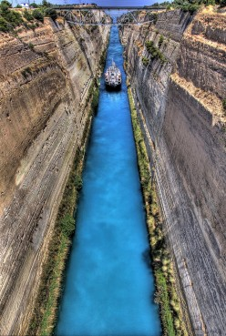 The Isthmus Canal