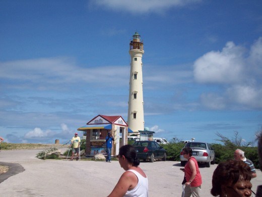 Lighthouse, Aruba