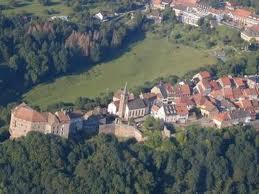 La Clairiere, Alsace, France