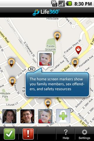 Life360 Family GPS Tracker