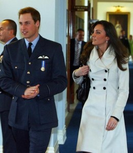 Kate and the Prince were seen together at many occassion