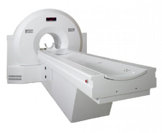 Positron Emission Tomography Machine