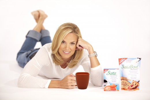 Olympic Athlete & SUSA Spokesperson Dara Torres