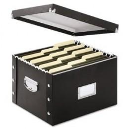 A typical document storage box