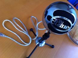 A USB mic