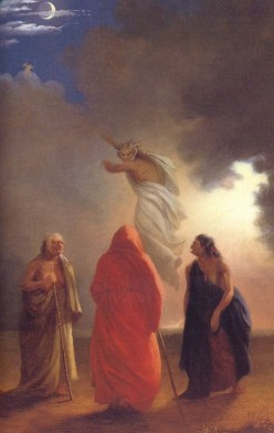 Macbeth and the Witches Prophecies