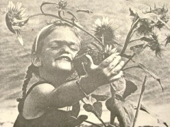 A Child Touched By a Flower - a Short Story
