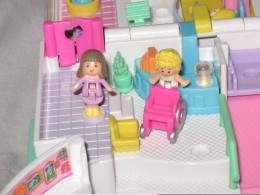 Polly Pocket made me a small fortune, too
