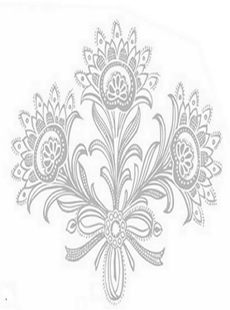 Online Flower Coloring Pages and Free Colouring Pictures to Print - Stylized Sunflowers