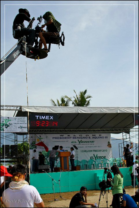Being timed by Guinness Book of  World Records (Photo by Dandy Belleza)
