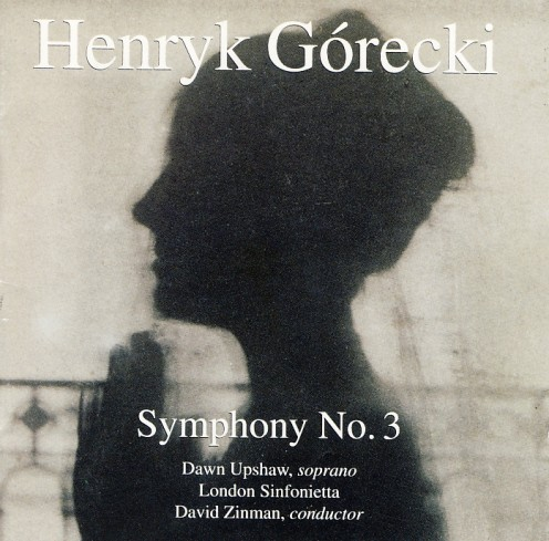 Cover of the Nonesuch CD