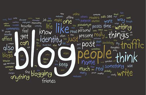 Blog.. Huh?