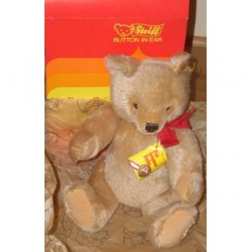 Steiff..the Ultimate Reproduction Teddy