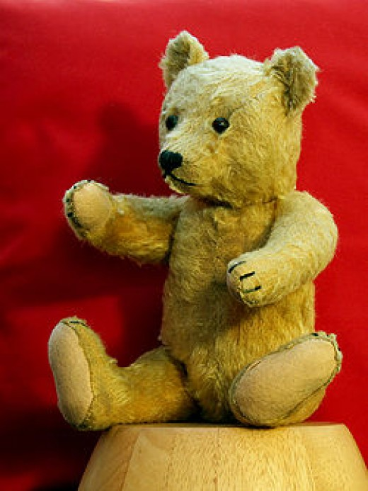 A German Teddy circa 1954..image from wikipedia