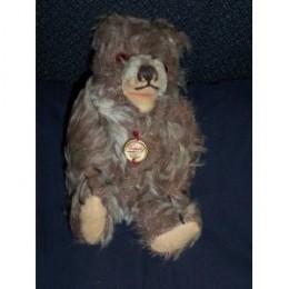 Vintage mohair Hermann bear