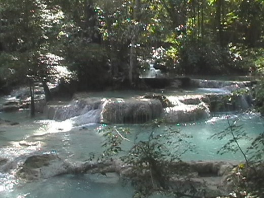 Waterfall Level 5