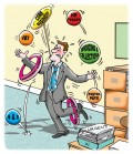 Are You an Accomplished Juggler?