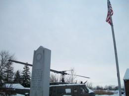 War memorial, Wheatfield, New York