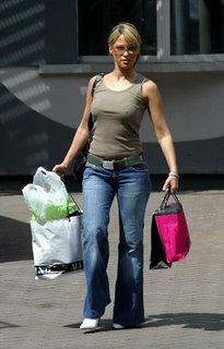 Rachel Stevens - Designer Jeans