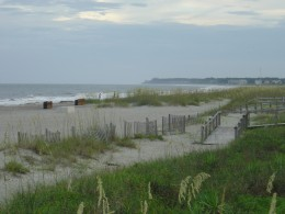 Beach Front On Hilton Head Island South Carolina