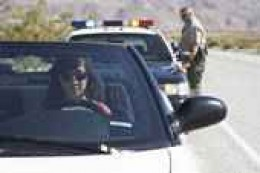 Have you ever been pulled over?