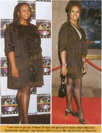 Robin Quivers Before & After