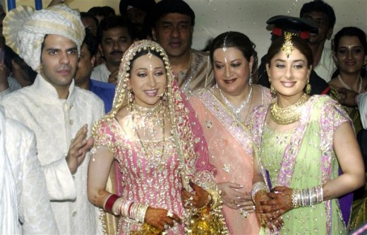 Karishma is happy in marriage