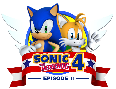 Sonic 4: Episode II Mock Logo