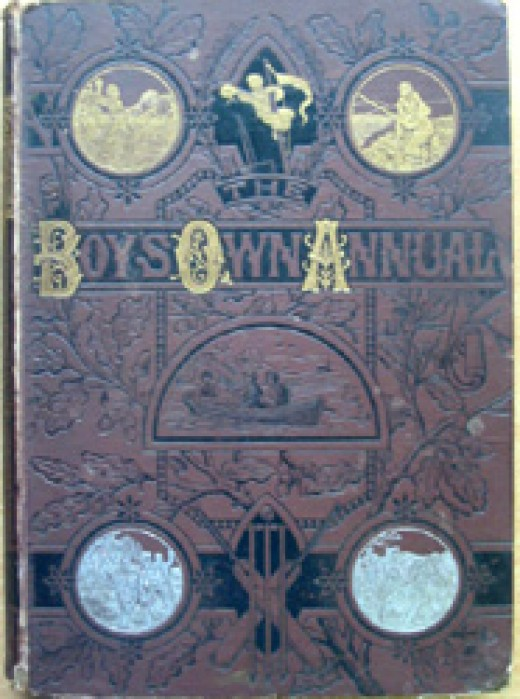 Volume One of Boy's Own Annual