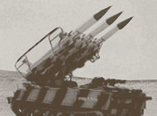 SAM-6 Missiles