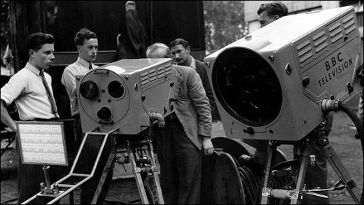 BBC Television coverage 1948 Olympic Games, the first televised Games