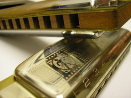Playing the harmonica develops lung capacity and may ward off bad breathing and panic attack