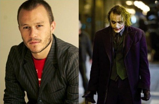 "Heath Ledger ""The Dark Knight"""