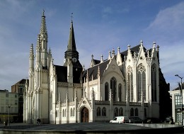 St. Martin's church, Roubaix