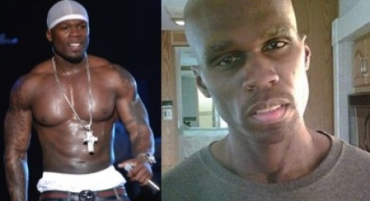 50 Cent / Twitter photo