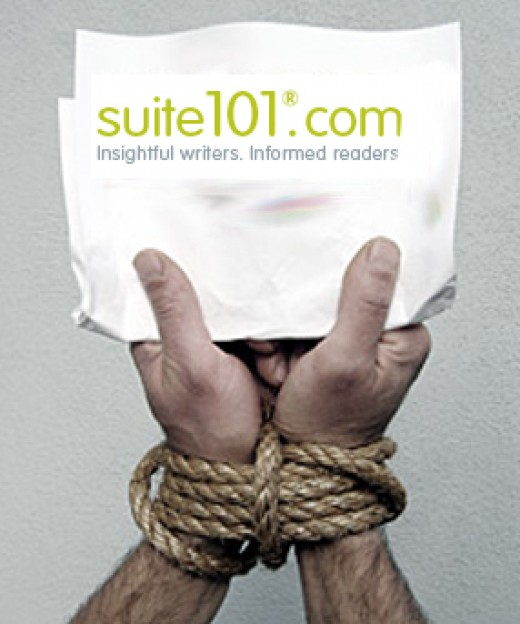 Google ties hands of Suite101 writers and ratings drop all due to algorithm change