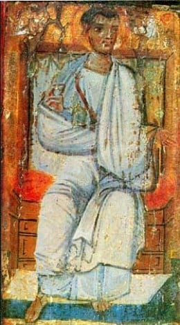 """Thaddeus of Edessa"" - Saint Catherine's Monastery - Mount Sinai"