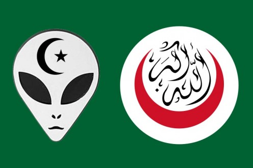 "Allah and ET vs. the ""Infidels"""