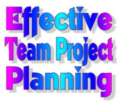 Effective Team Project Planning