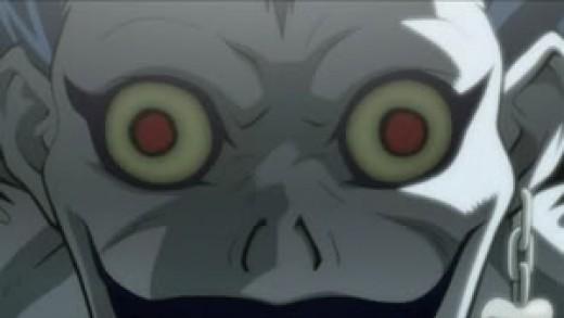 """Ryuk: """"Domo!"""""""