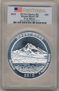 PCGS Graded America The Beautiful Silver Bullion Coin