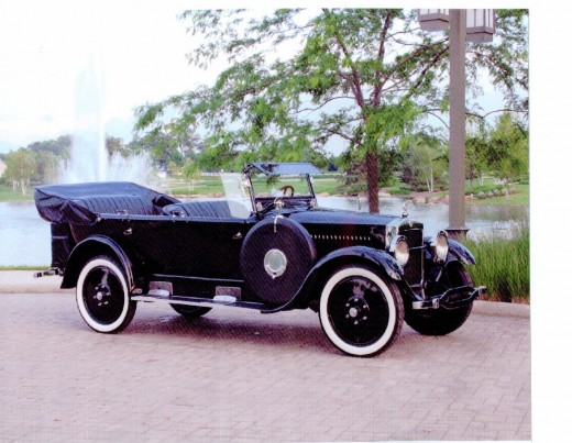 1923 Speedster Studebaker